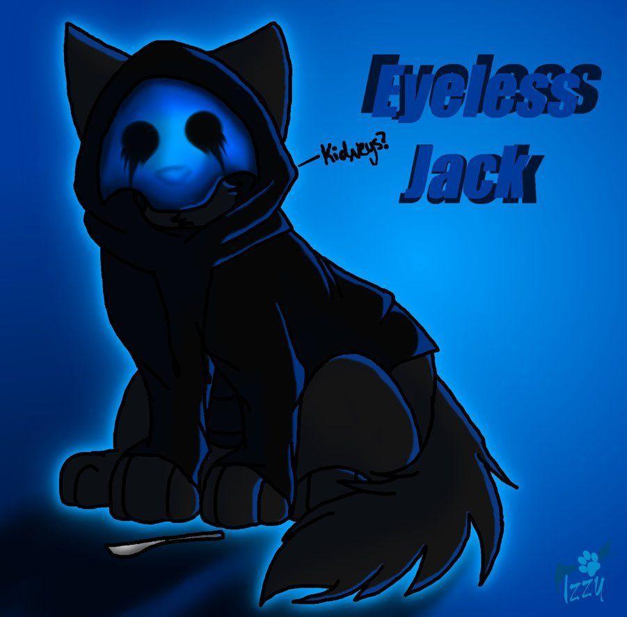 Eyeless Jack | Creepypasta Files Wikia | Fandom  |Eyeless Jack