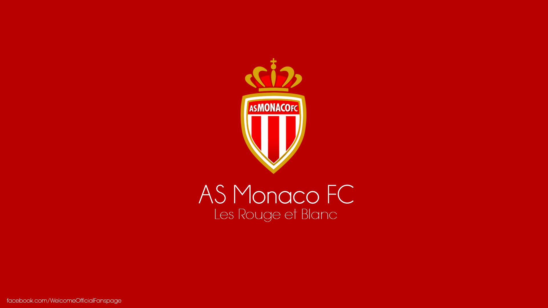 AS Monaco FC Zoom Background 3