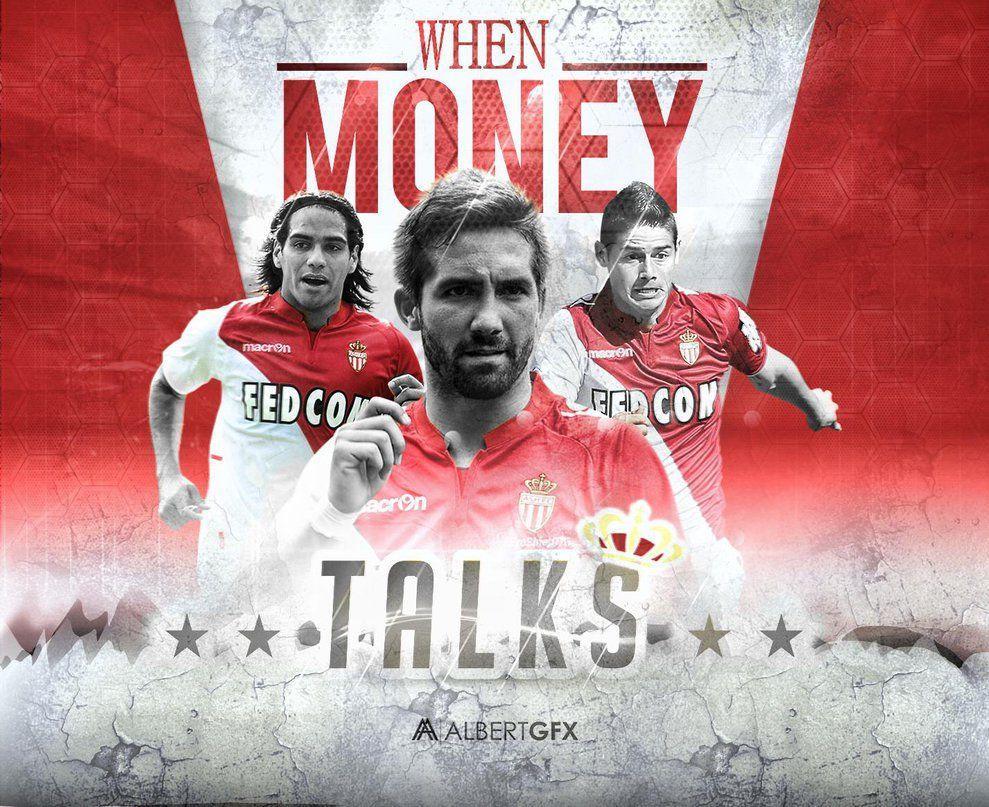 AS Monaco FC Background 9