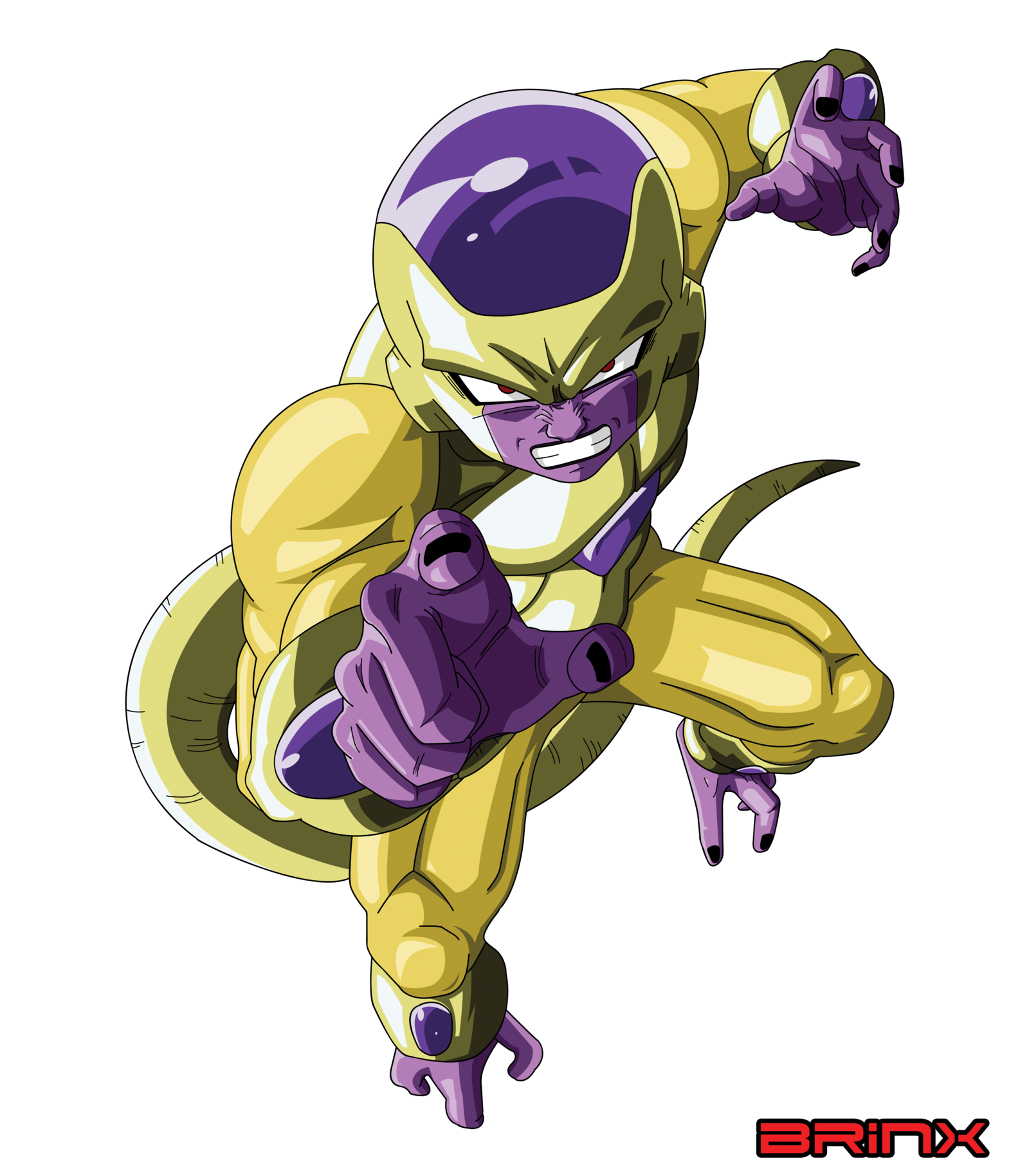 Joa Full Transformation Png: Golden Frieza Wallpapers