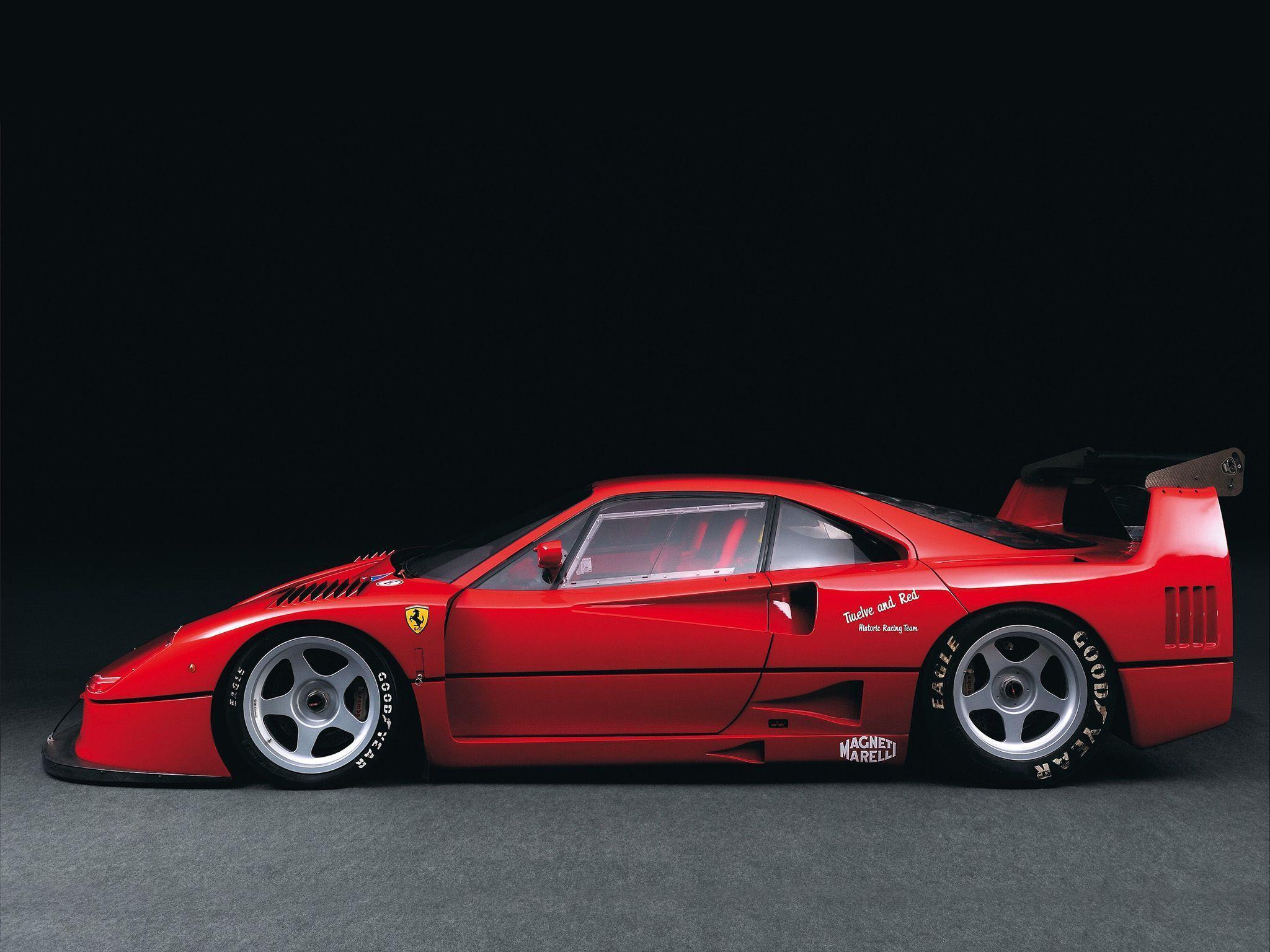 Ferrari F40 Wallpapers Wallpaper Cave