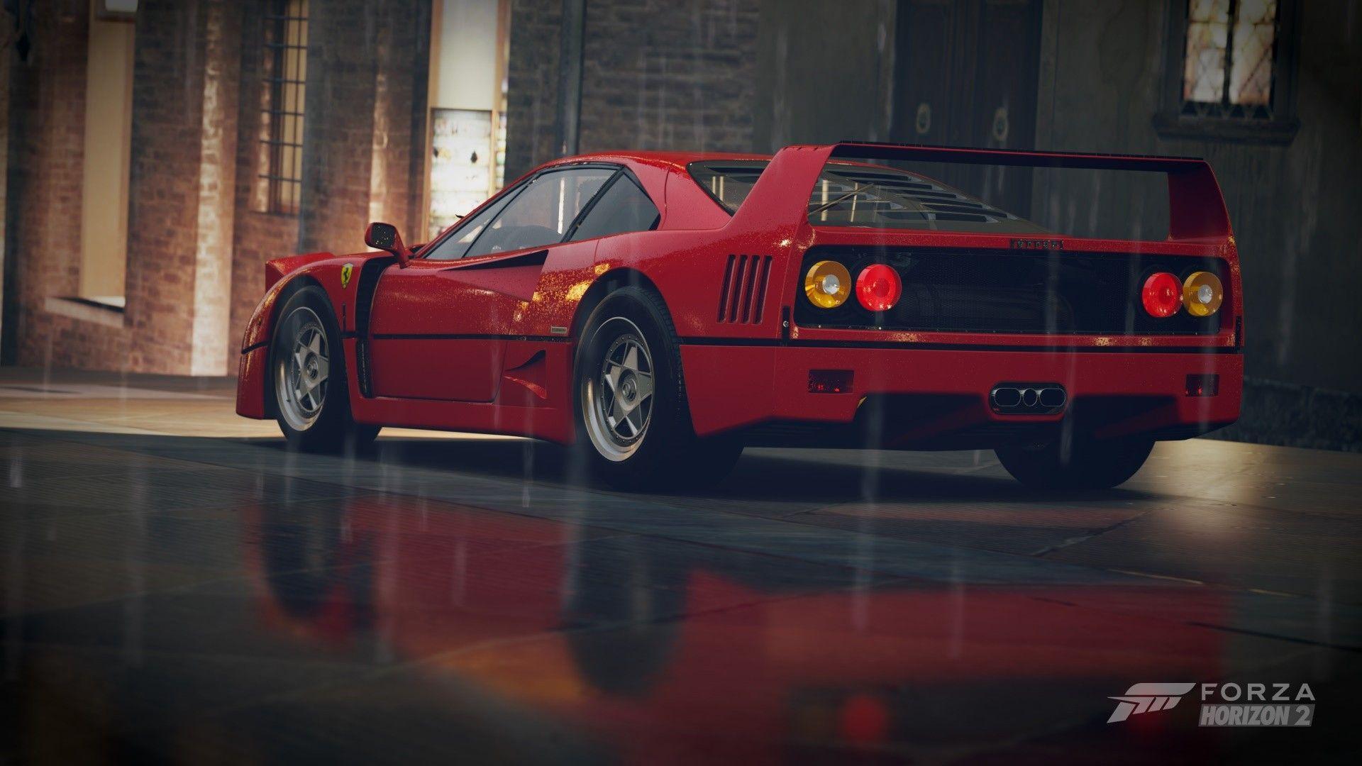40+ Ferrari F40 Wallpaper\  Pictures