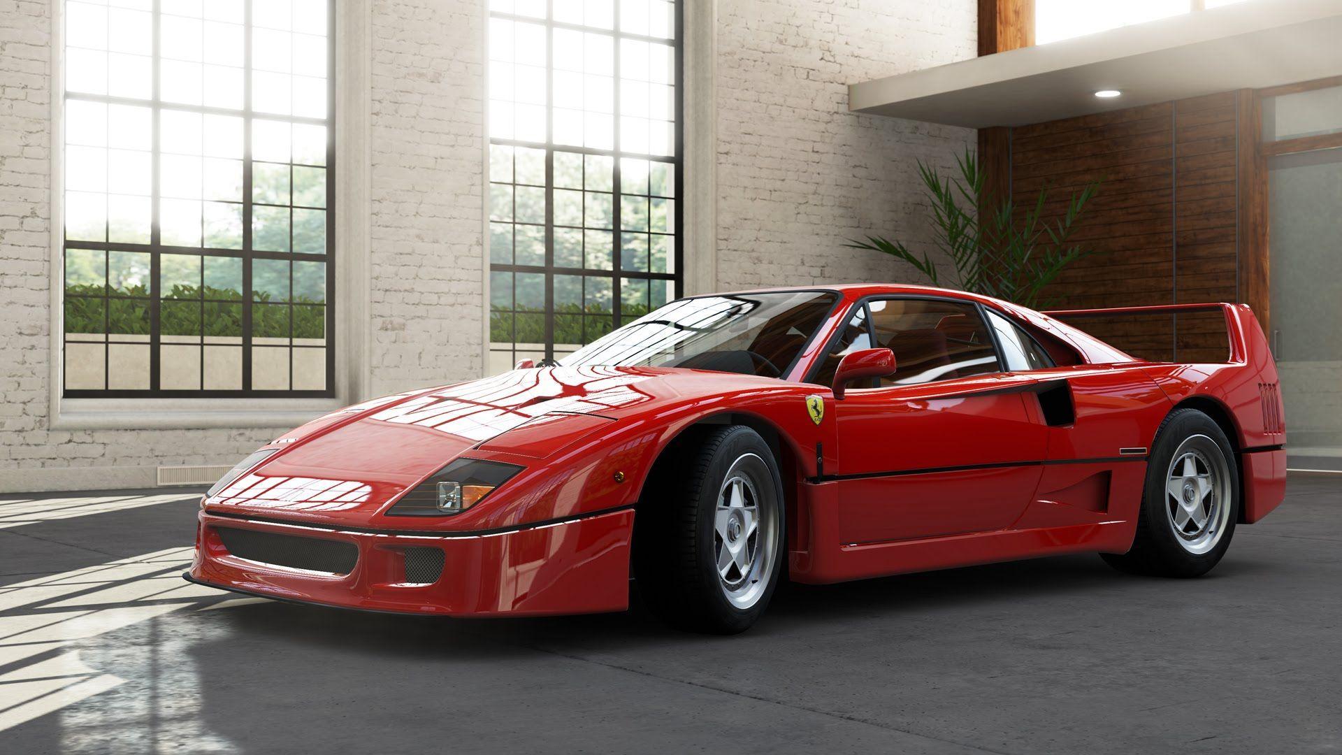 15+ Ferrari F40 1440P Wallpaper  Images