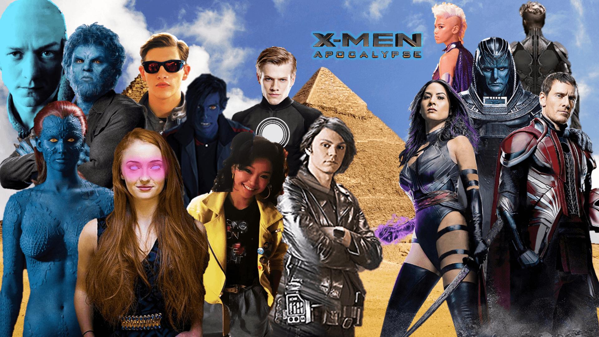 X Men Apocalypse Wallpapers Wallpaper Cave
