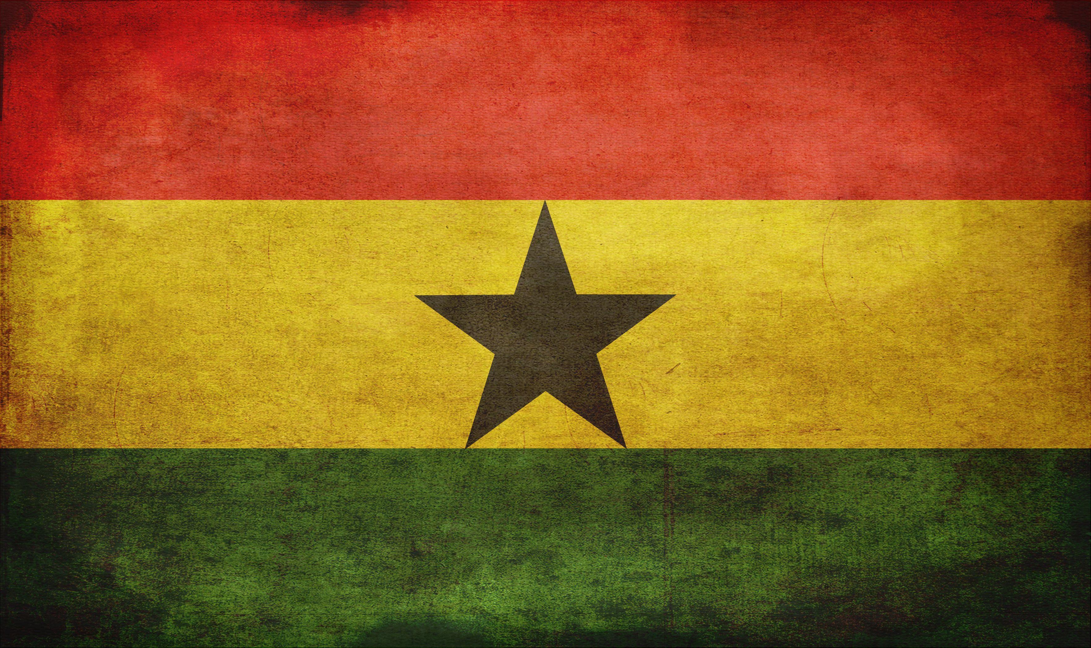 Ghana National Football Team Zoom Background 5