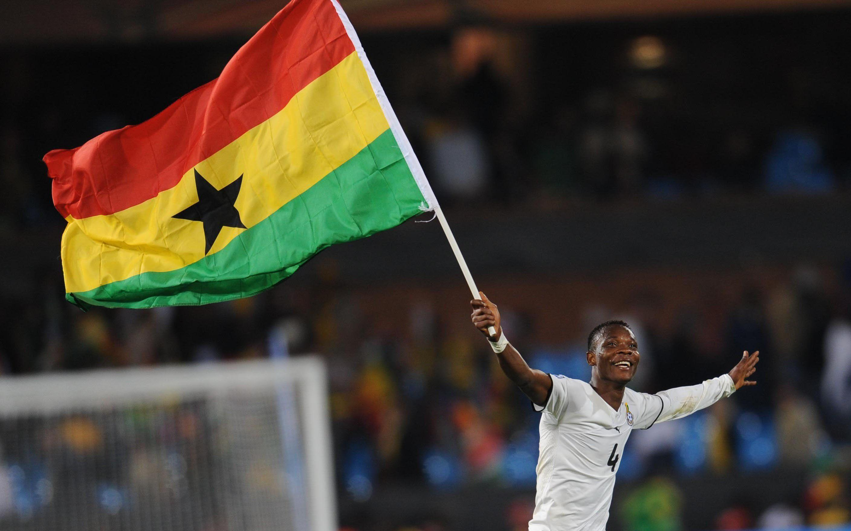 Ghana National Football Team Background 10
