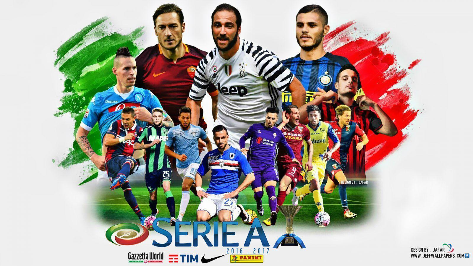 SERIE A 2016 WALLPAPERS