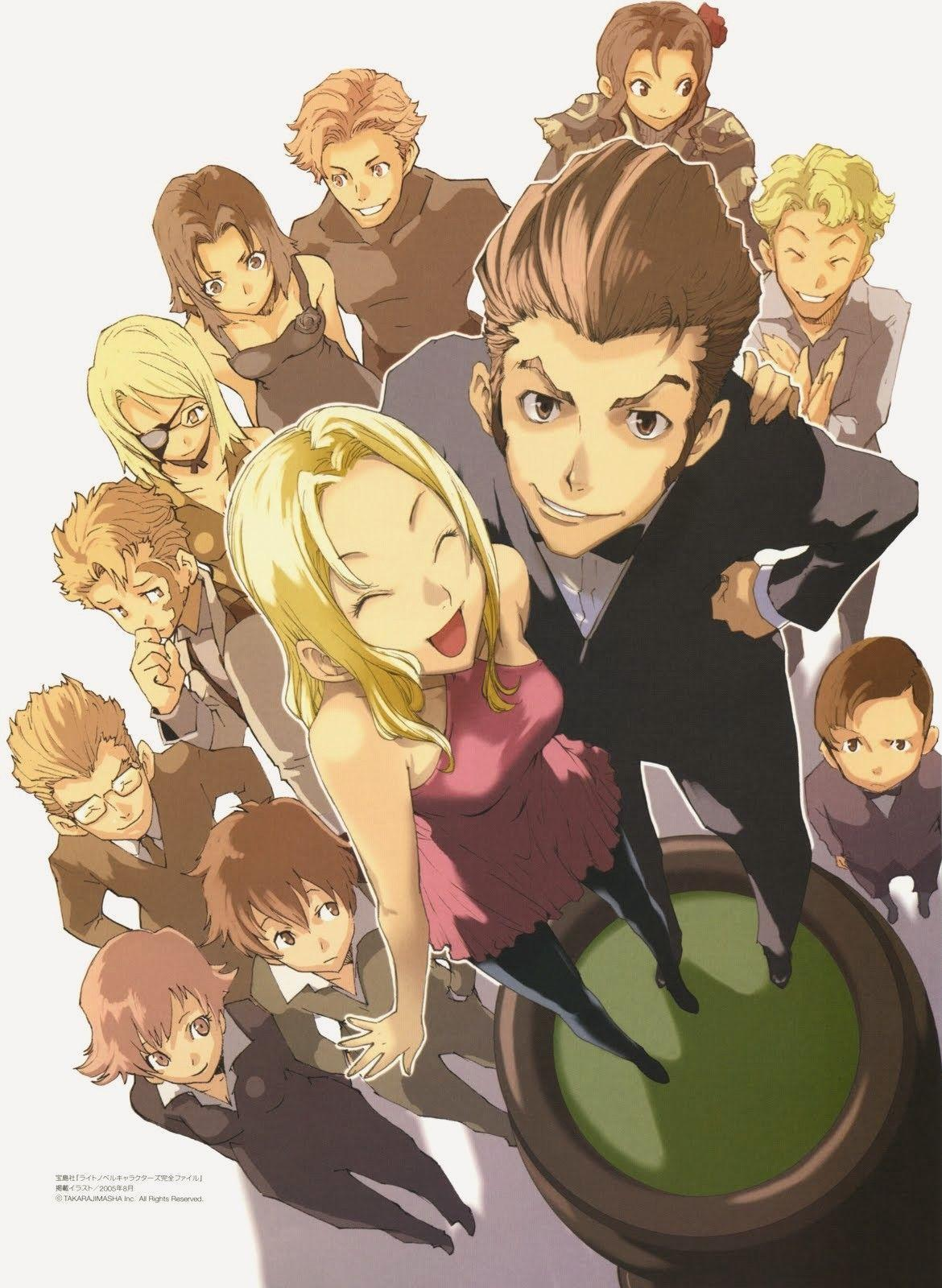 Baccano Wallpapers Wallpaper Cave Images, Photos, Reviews