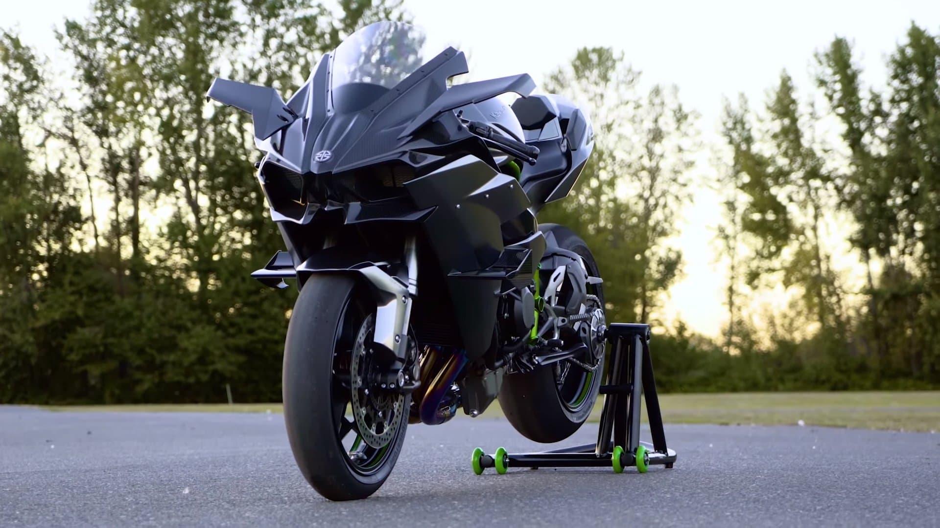 Top 13 Kawasaki Ninja H2R