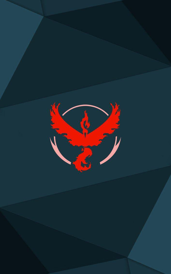 Team Valor - Pokemon Go Wallpaper by malexer on DeviantArt