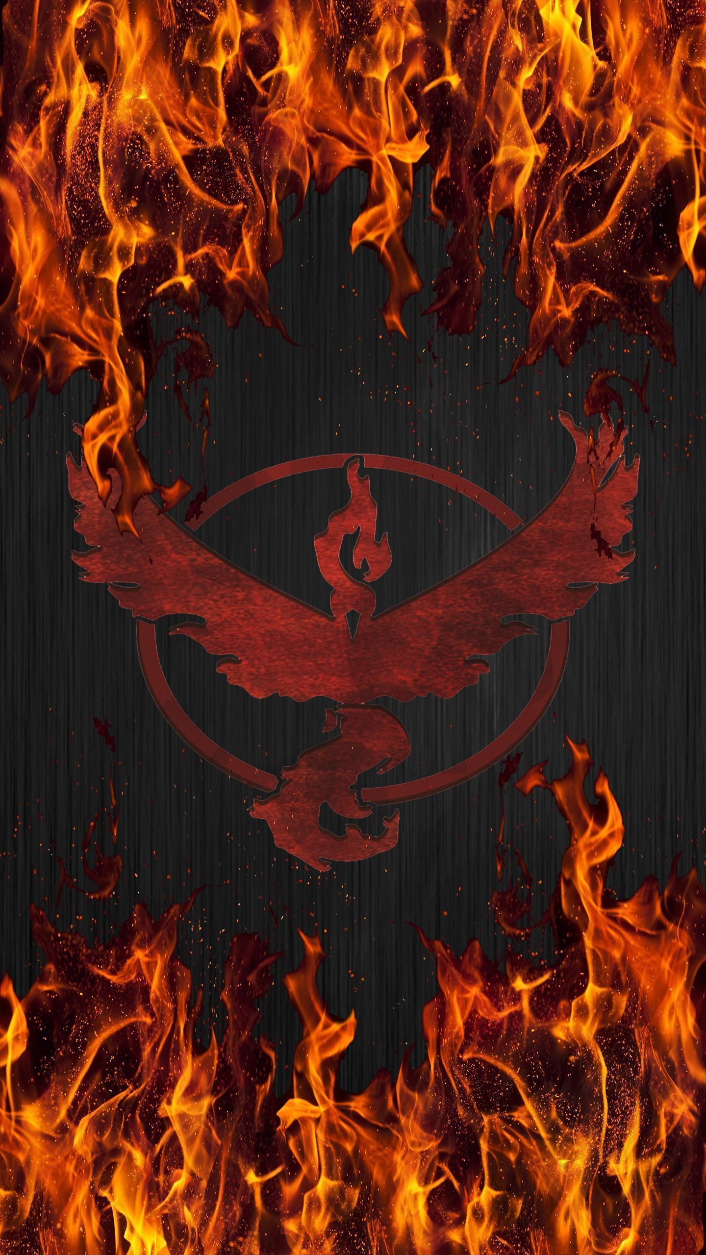 Team Valor Wallpaper Background ~ Sdeerwallpaper