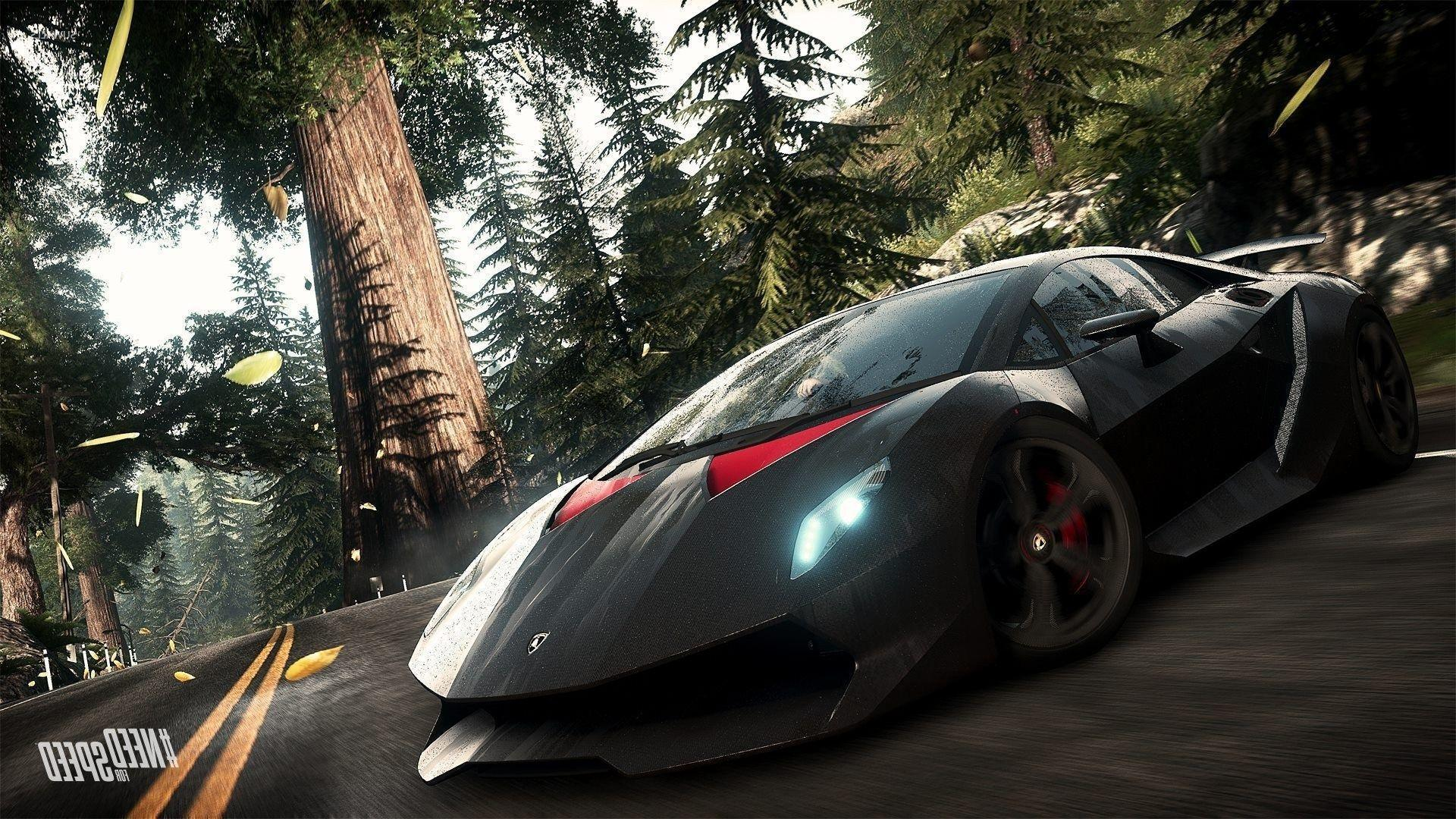 Lamborghini Sesto Elemento In Nfs Most Wanted