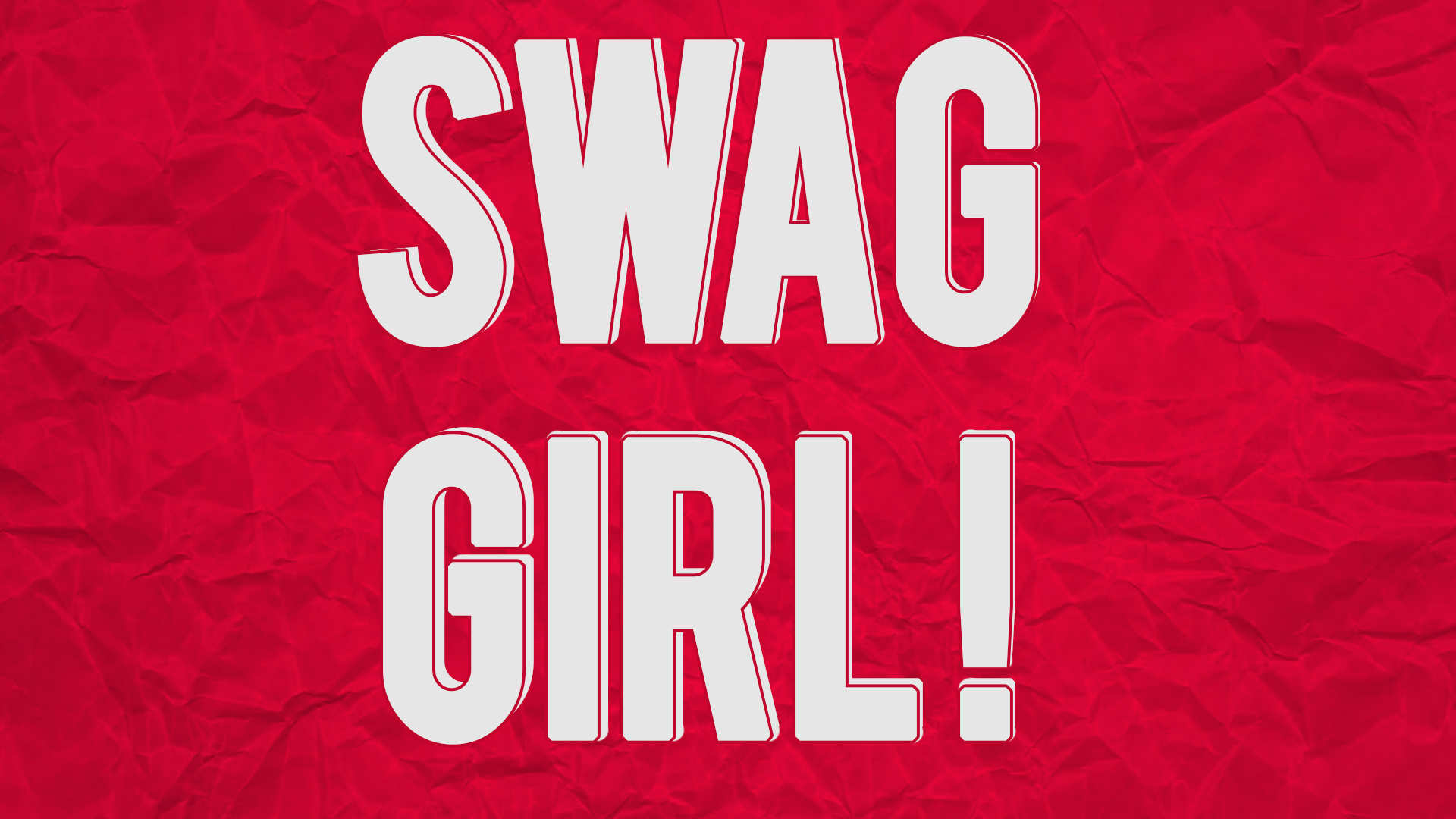 Swag Girls Wallpapers Group (47+)