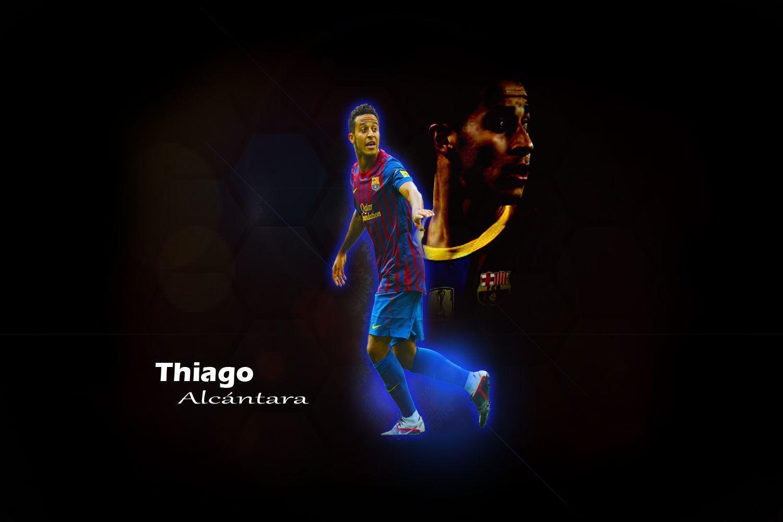 Thiago Alcantara Wallpaper HD #6911557