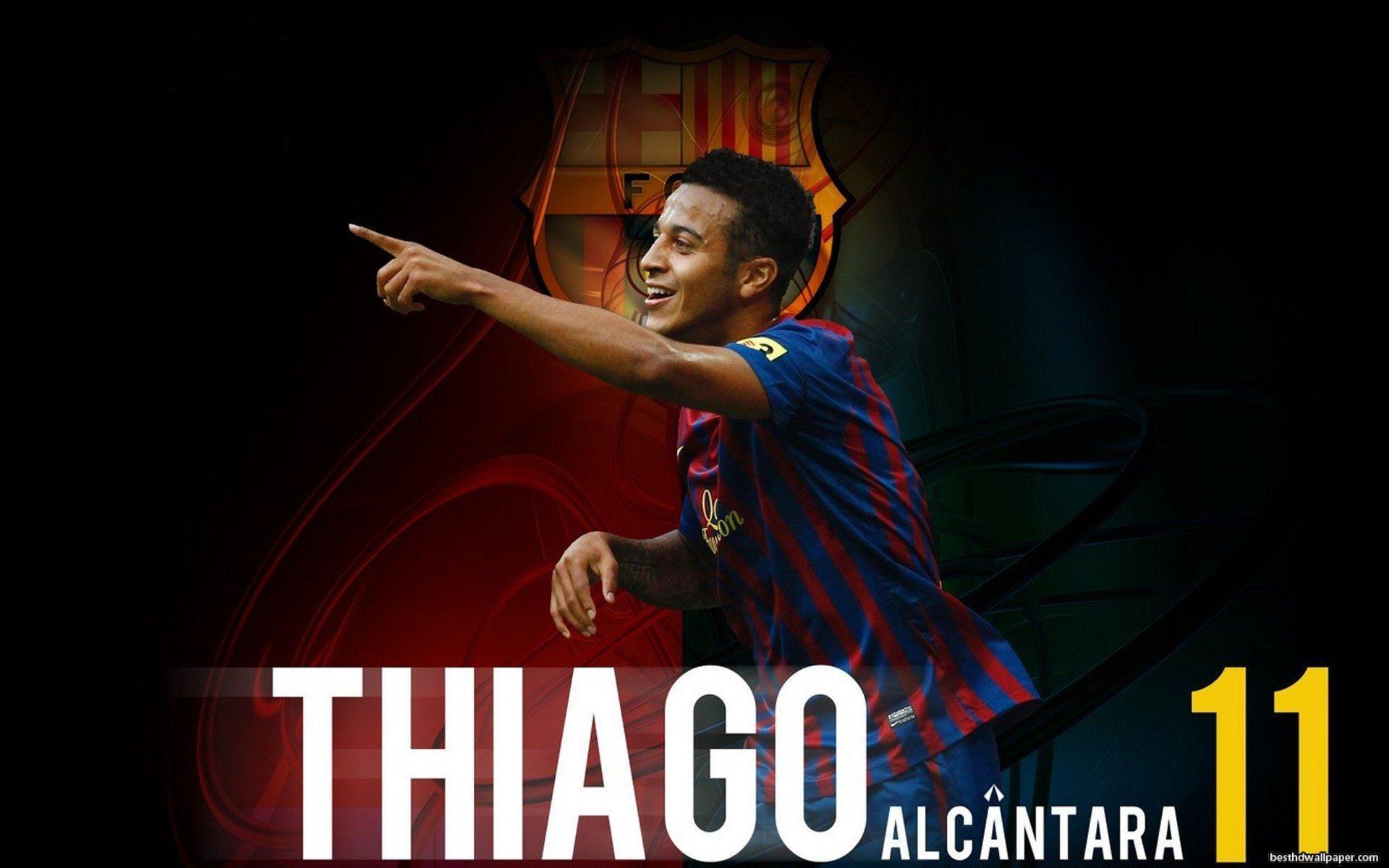 Thiago Alcantara Wallpapers (44+)