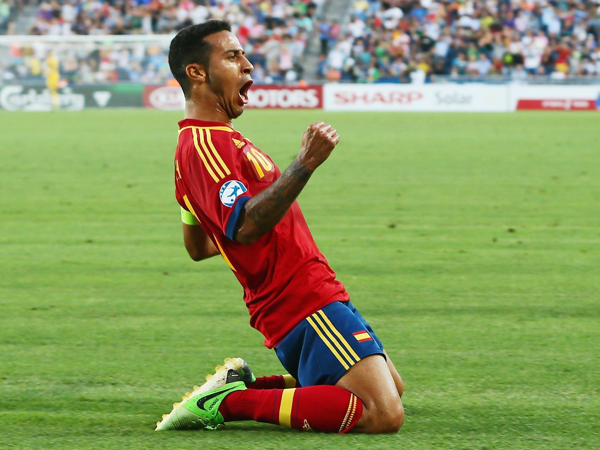 Gerard Pique says Barcelona must keep Thiago Alcantara amid ...