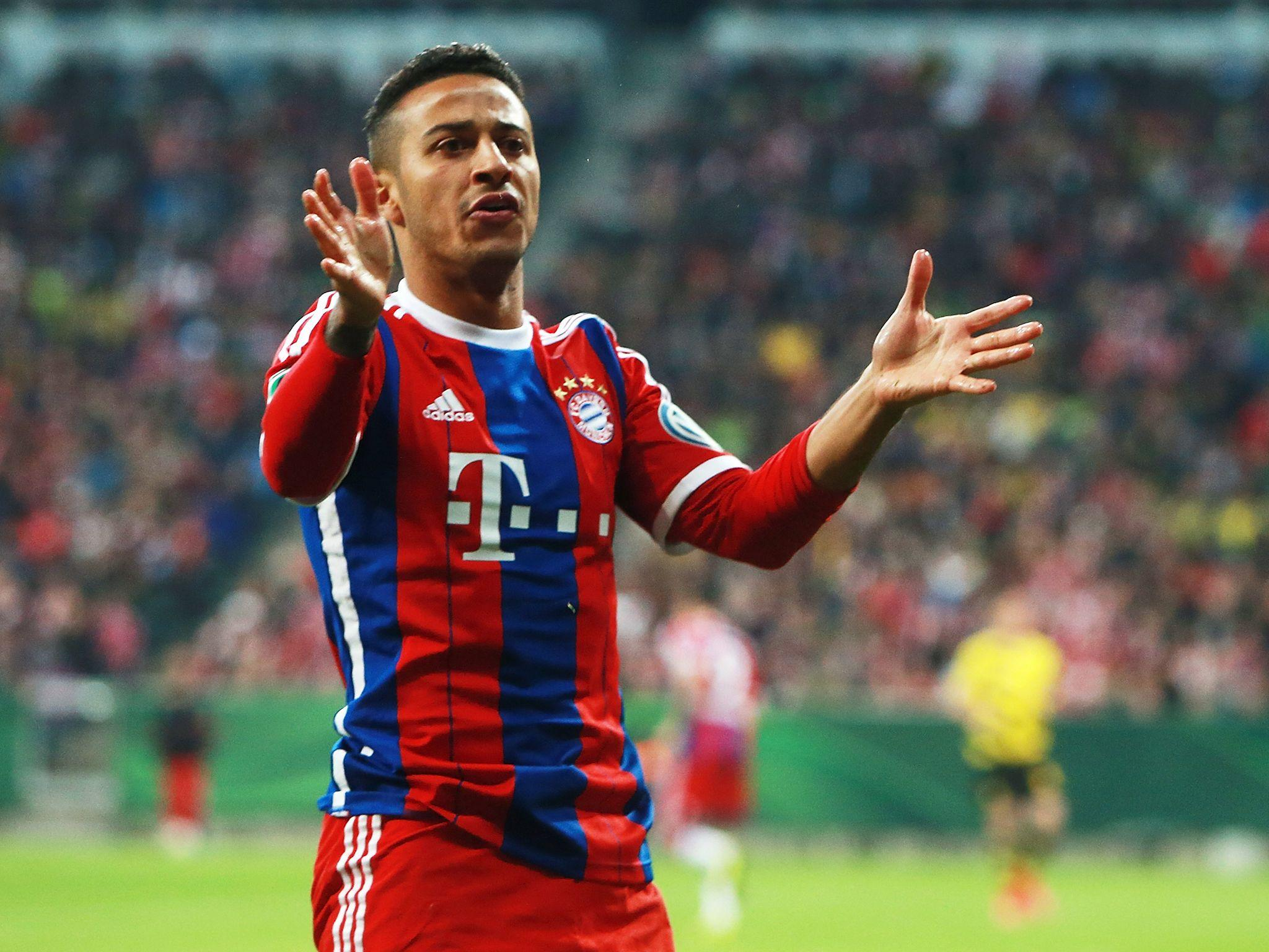 Barcelona vs Bayern: Thiago Alcantara reveals why he left the Nou ...