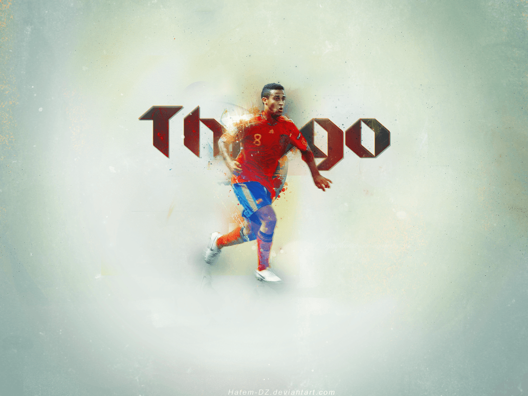 Thiago Alcântara Wallpaper ~ Football Wallpaper