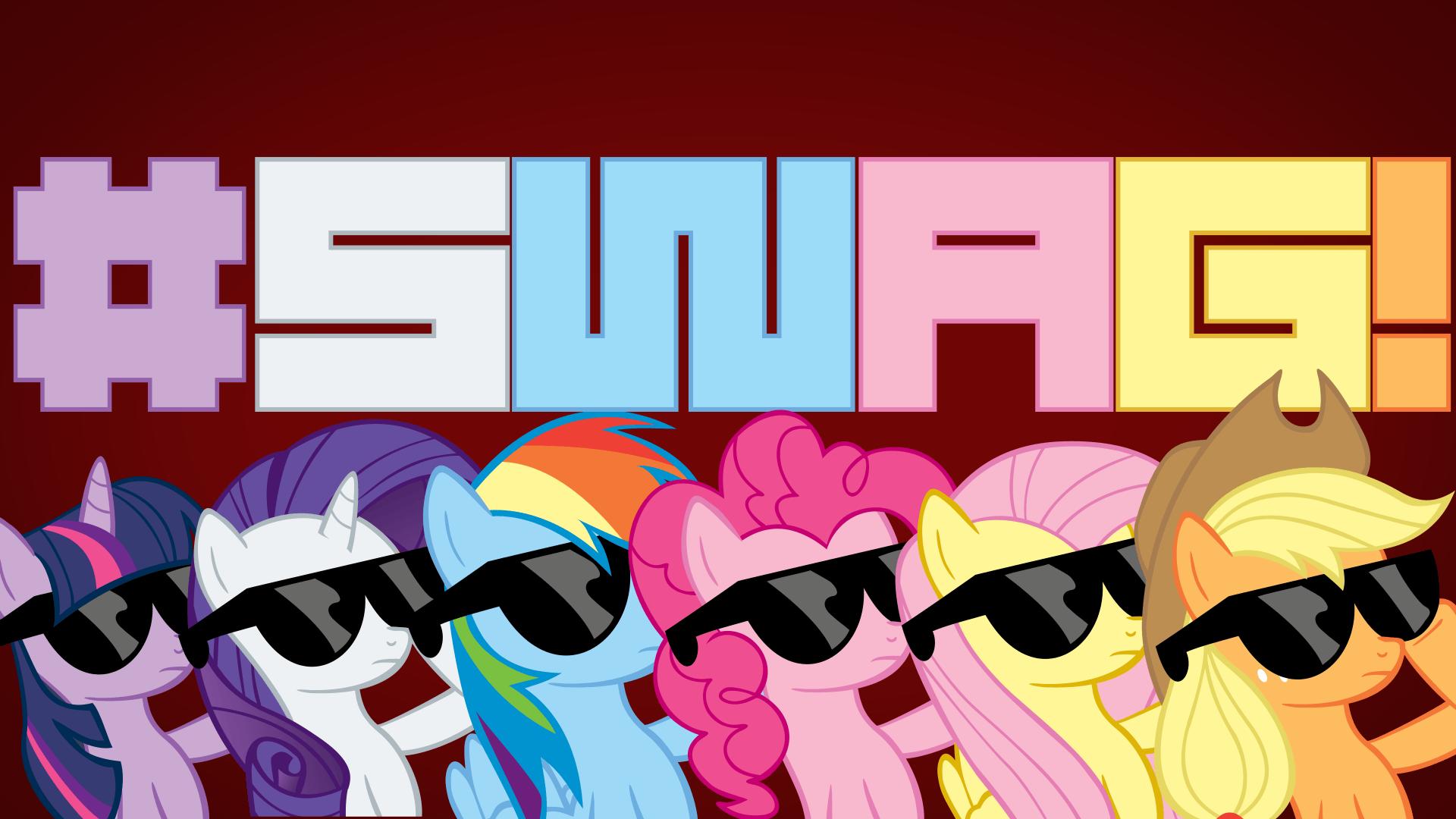 My Little Pony Swag Wallpaper - WallDevil