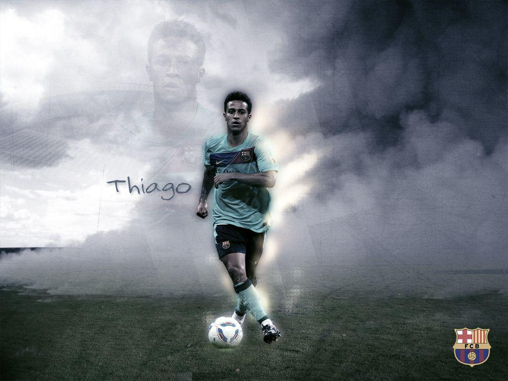Thiago Alcantara by Pimp017 on DeviantArt