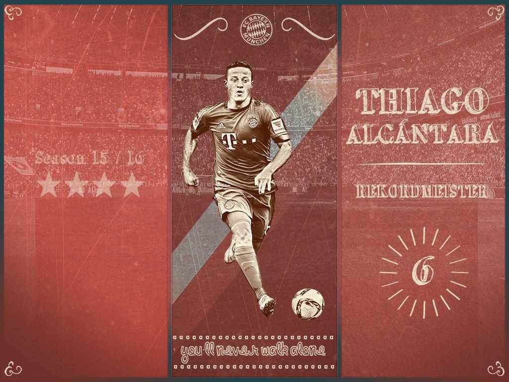 Thiago - FC Bayern Munich
