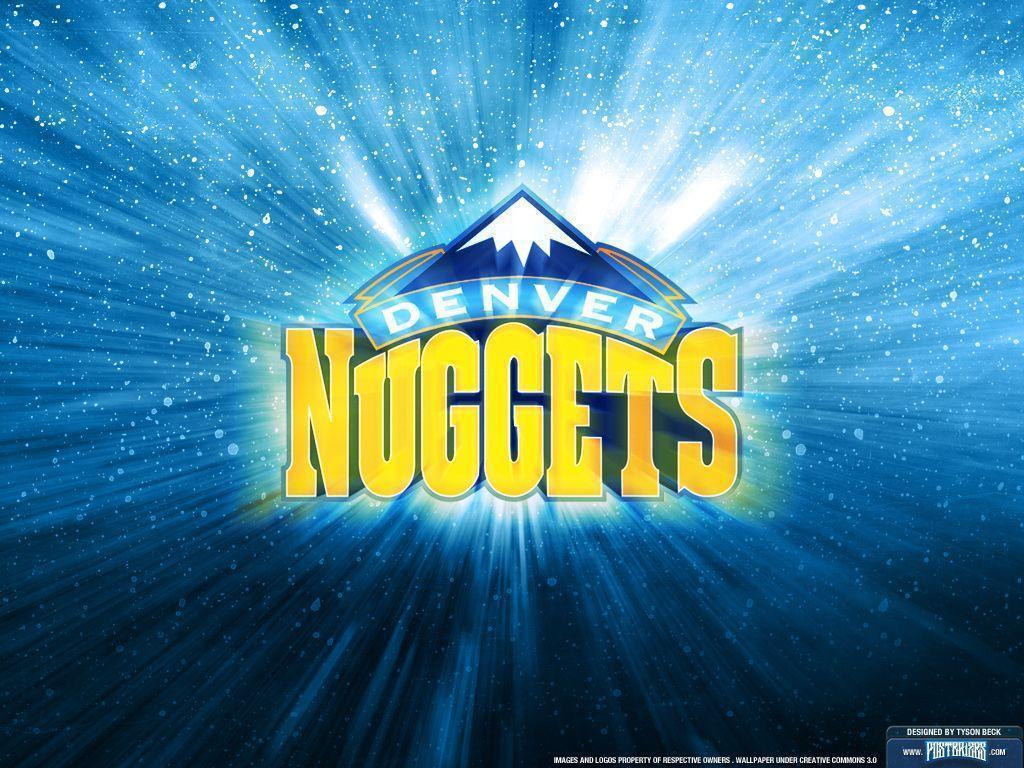 Denver Nuggets Logo Wallpaper | Posterizes | The Magazine