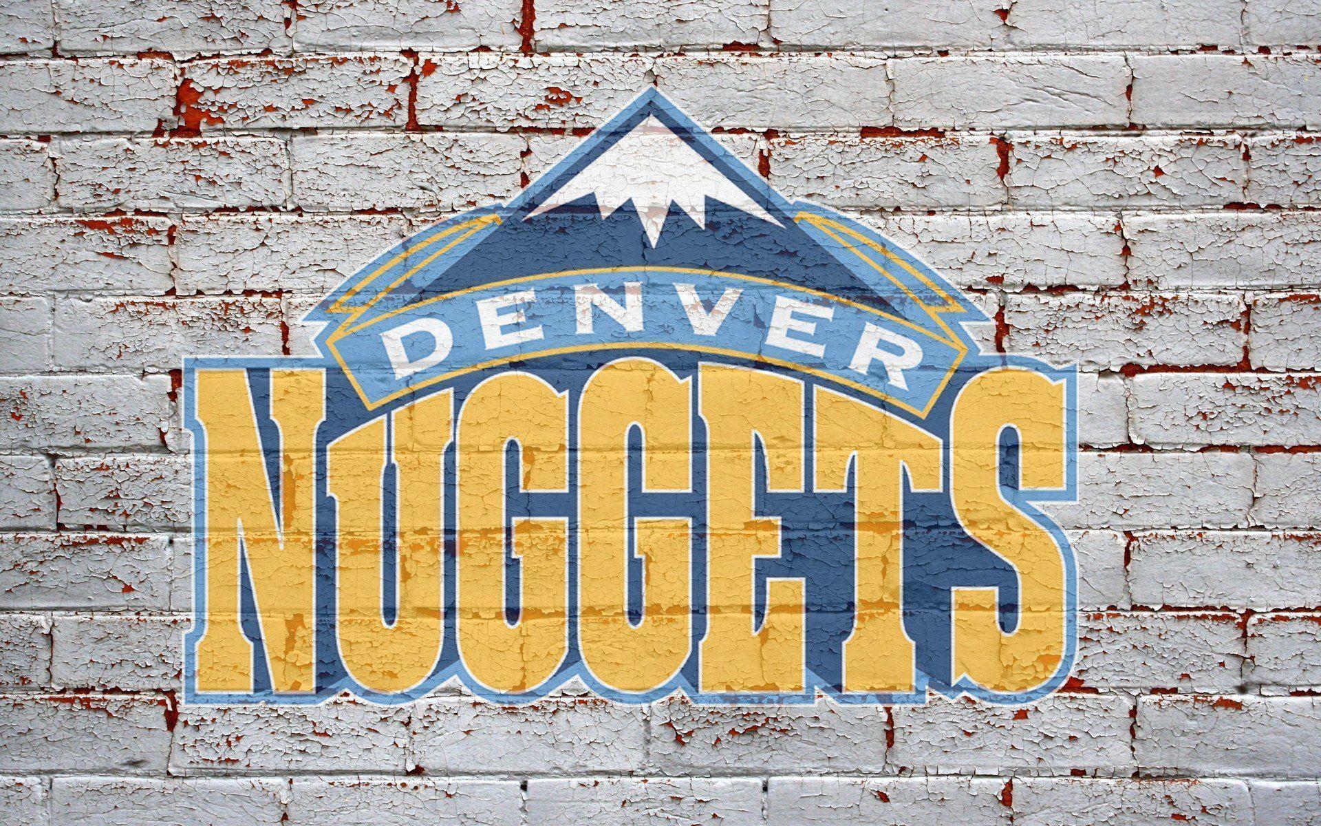 Denver Nuggets Logo Wallpaper - WallDevil