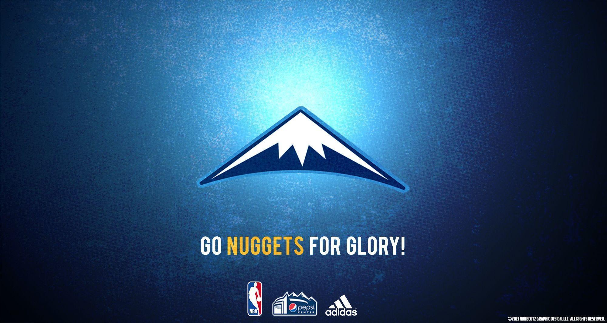Go Nuggets!'' Wallpaper by nurbcutzdesign on DeviantArt