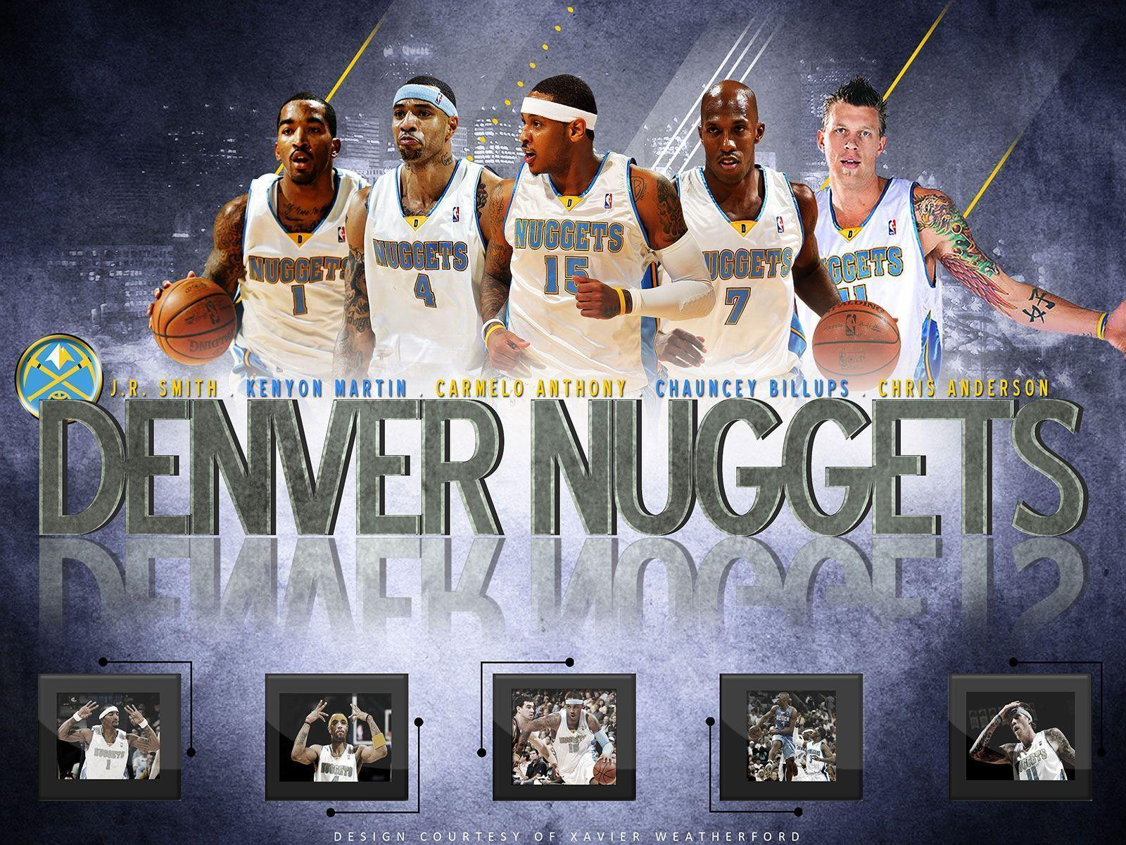 Denver Nuggets 2010 Team Wallpaper | Basketball Wallpapers at ...