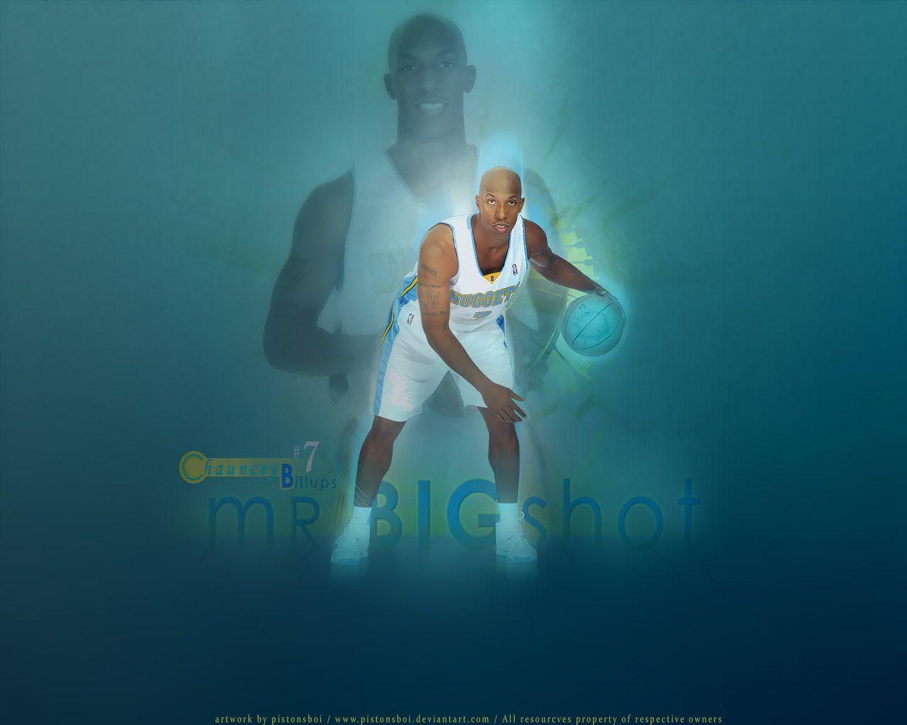 Chauncey Billups Denver Nuggets Wallpaper | Basketball Wallpapers ...