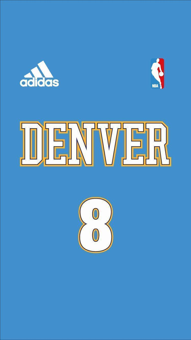 NUGGETS | NBA Jersey Project iPhone 6 | Pinterest