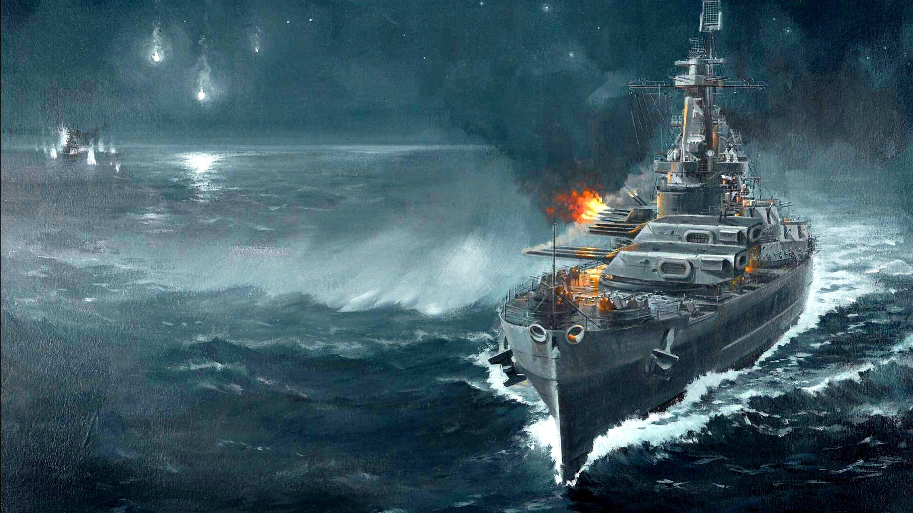 World Of Warships Wallpapers Wallpaper Cave