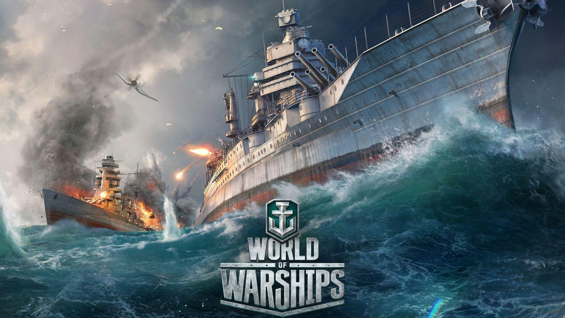 Full HD 1080p World of warships Wallpapers HD, Desktop Backgrounds ...