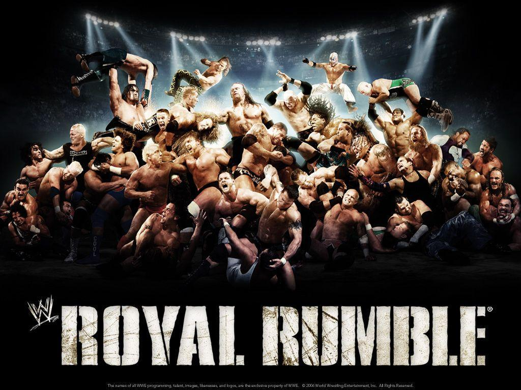WWE Royal Rumble 2007 - 1024x768 - Wallpaper #940 on WallpaperMade