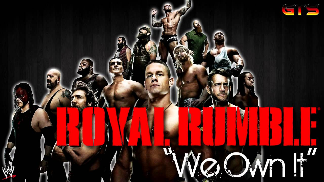 Wwe Royal Rumble Logo 2014 56537 | PCMODE