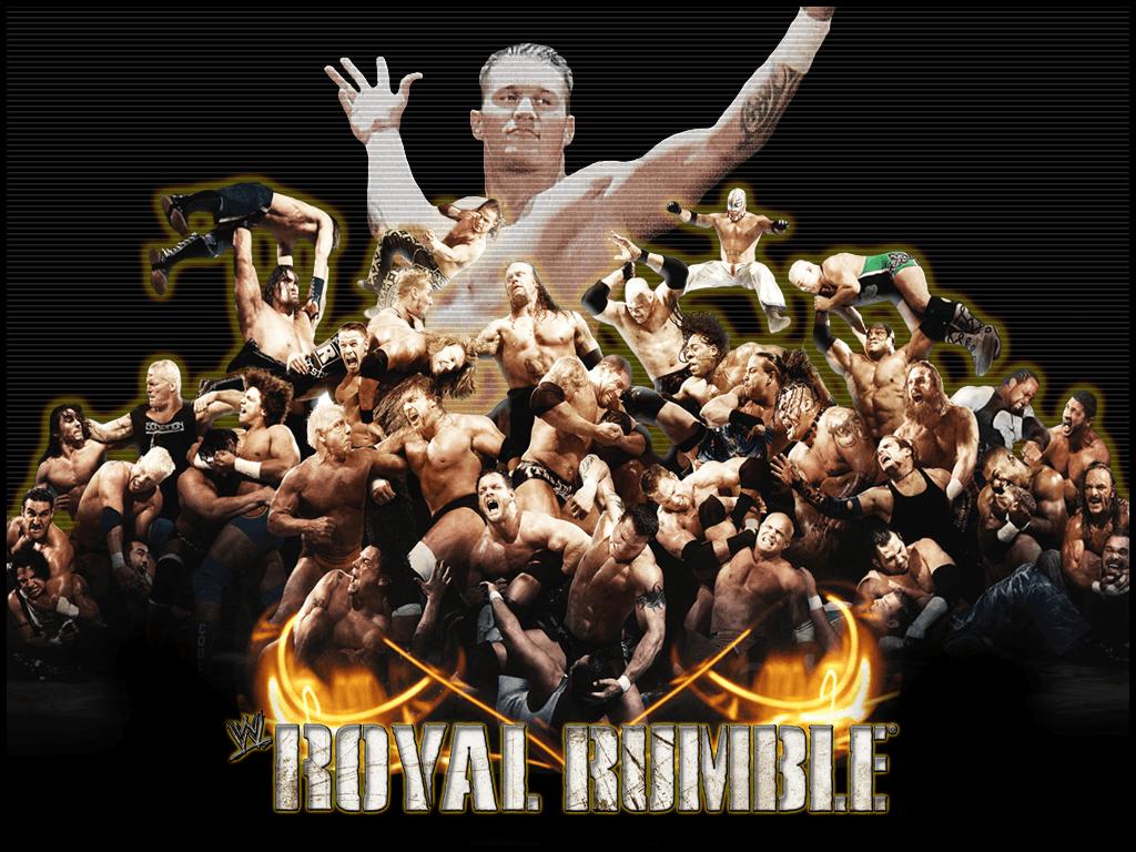 Royal Rumble Wallpaper
