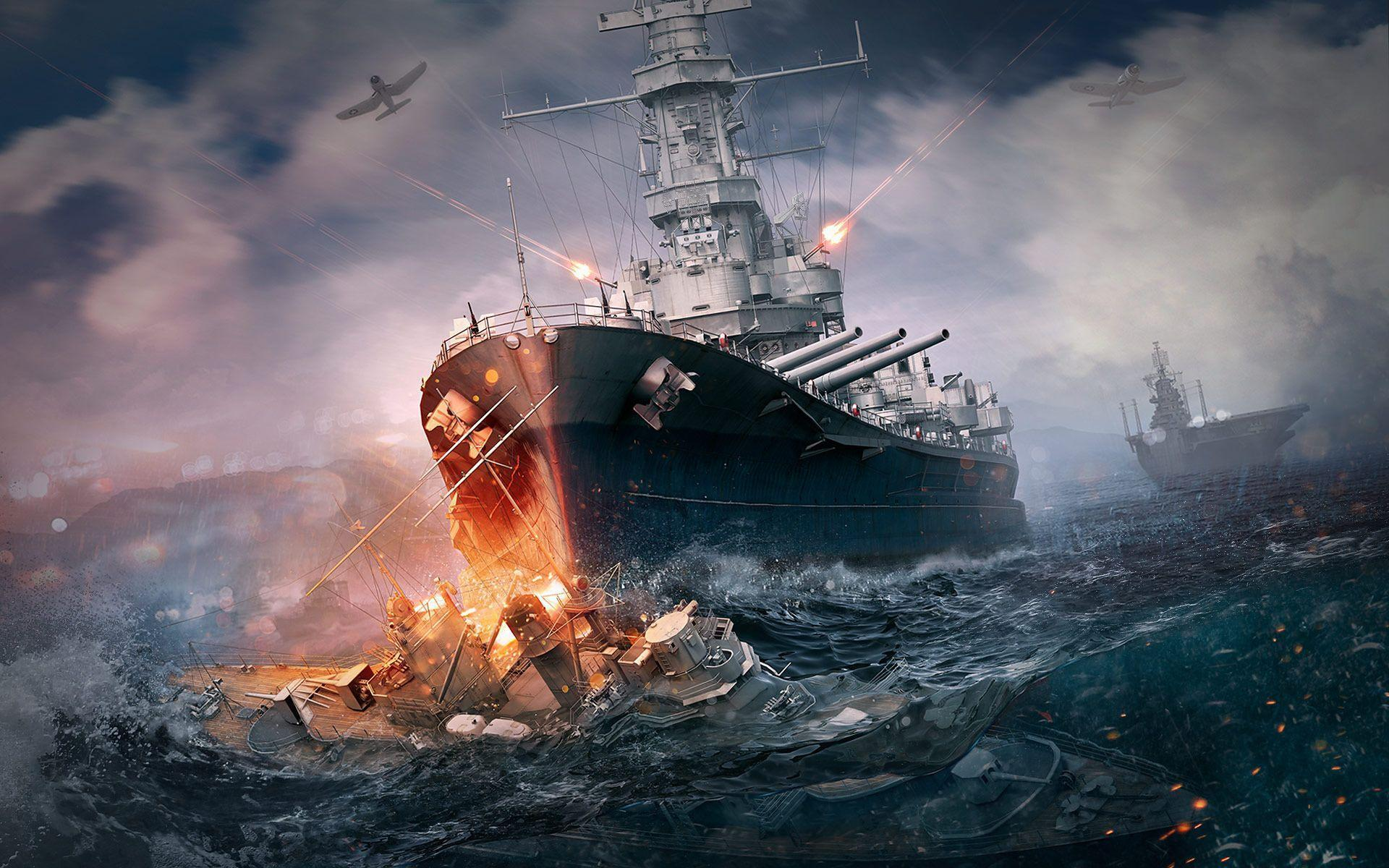 World of Warships Wallpapers | HD Wallpapers