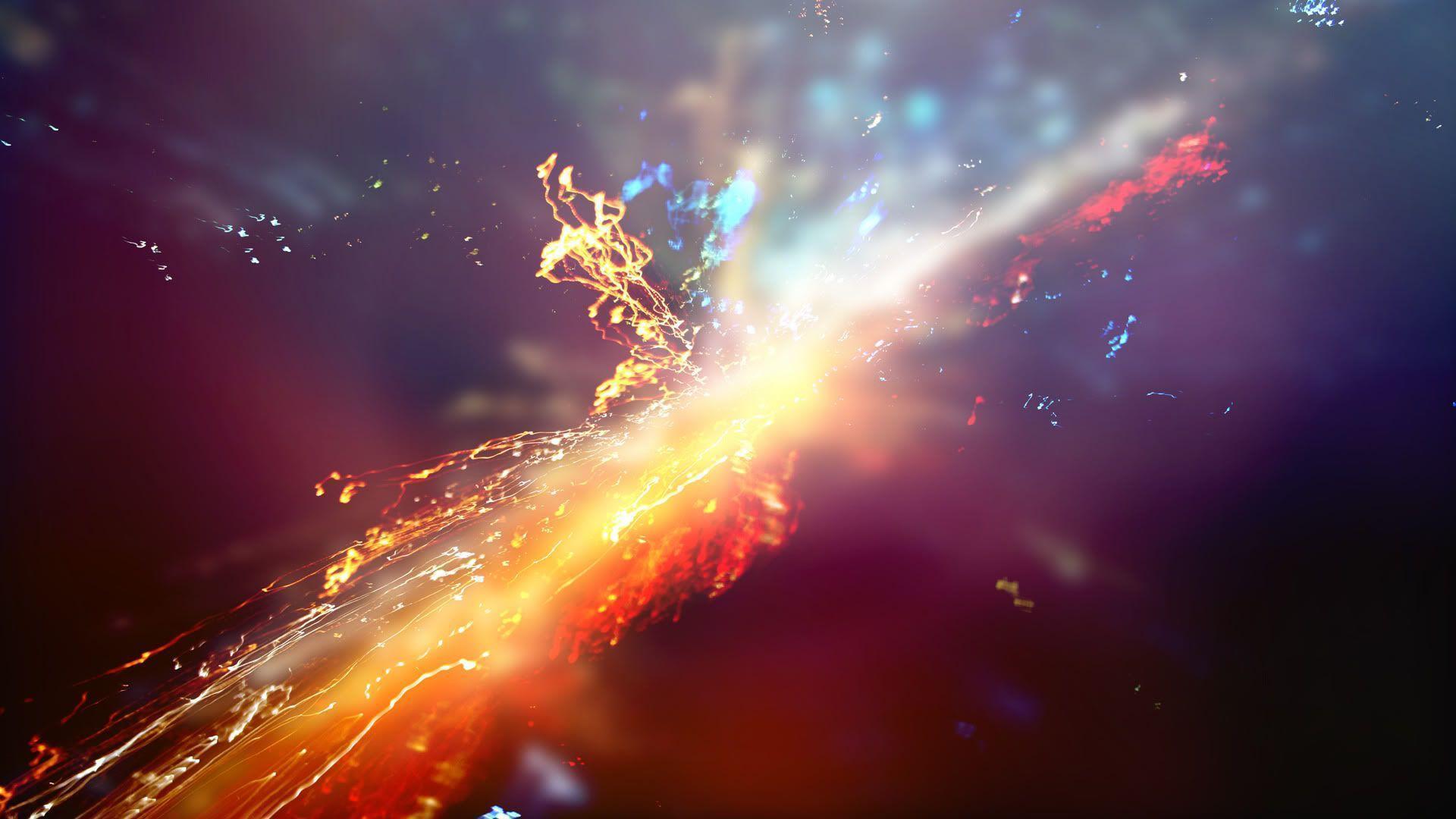 Particle Physics Wallpaper - WallpaperSafari
