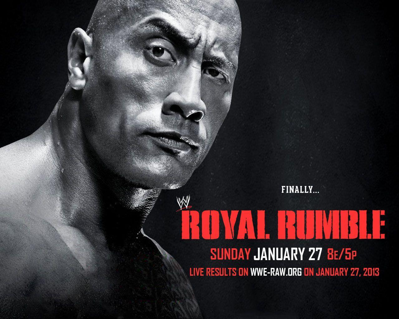 WWE Royal Rumble 2013 Photos Wallpapers Promo Videos | A Sports News