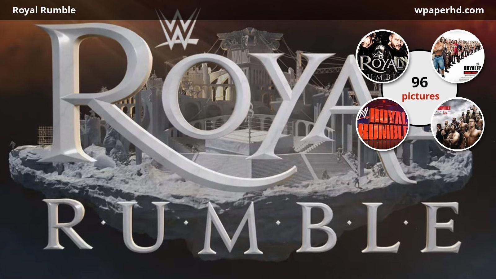 Royal Rumble Wallpapers (45+)