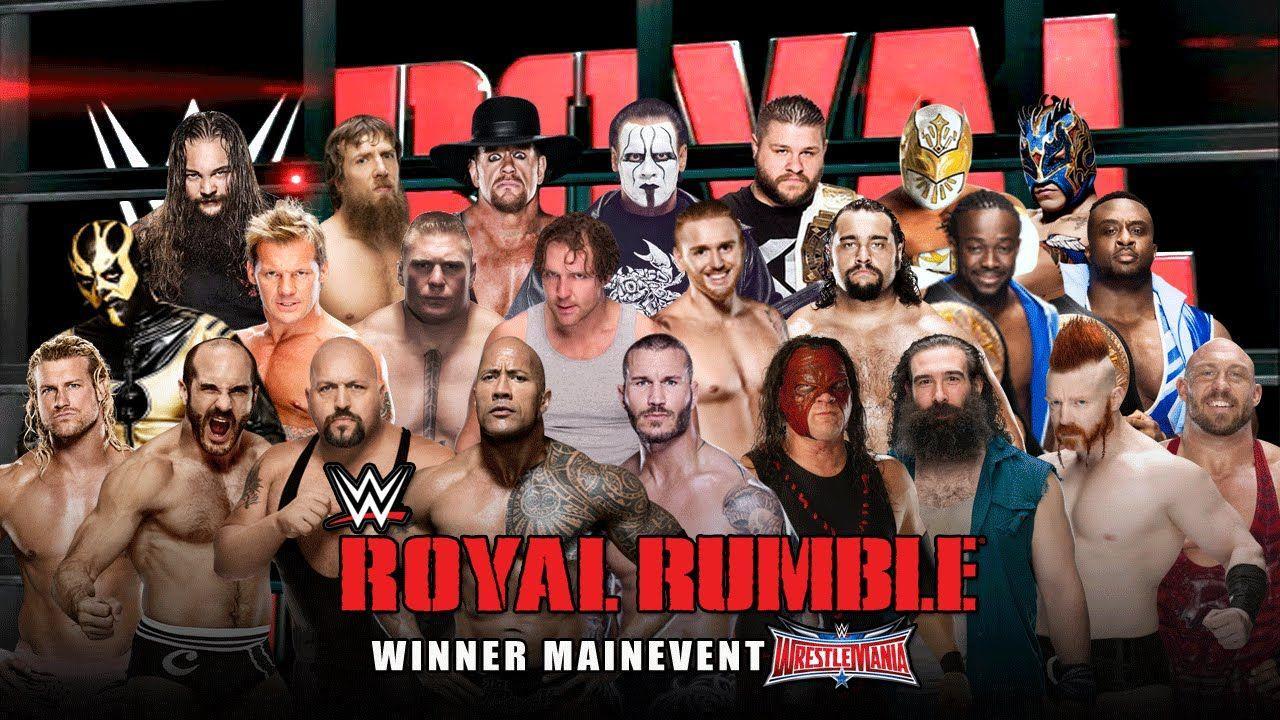 Elegant Royal Rumble 2016 Winner | Live Wallpapers HD - HD Live ...