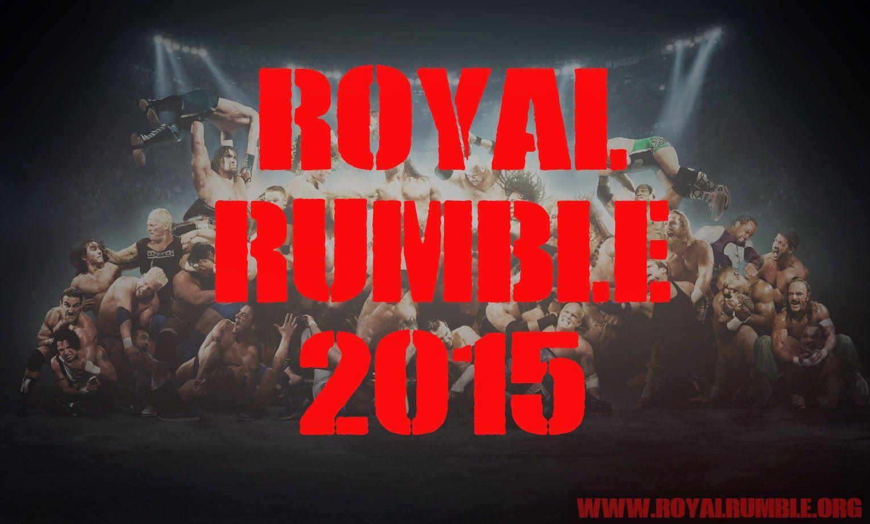 Royal Rumble 2015 | Royal Rumble 2015 Pics | Pinterest ...