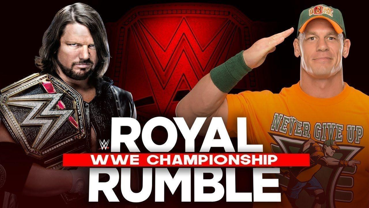 Amazing WWE Royal Rumble 2017 Date | Live Wallpapers HD - HD Live ...