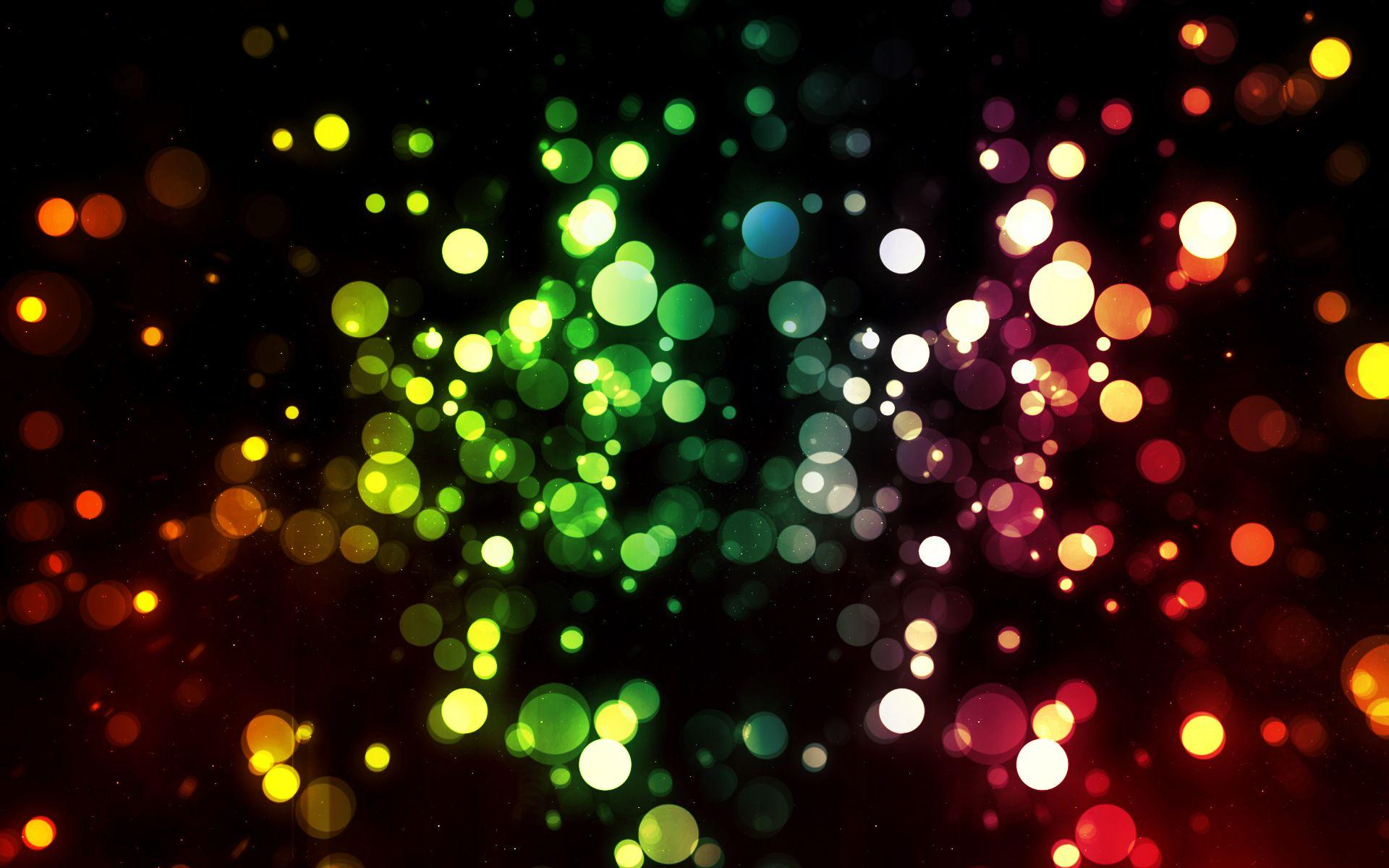 Colorful Particles Wallpaper | 1920x1200 | ID:15036