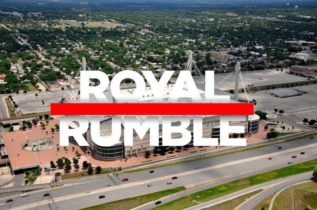 WWE Royal Rumble 2017 Wallpaper by alexc0bra on DeviantArt