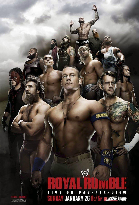 Royal Rumble 2014 » Download & Print