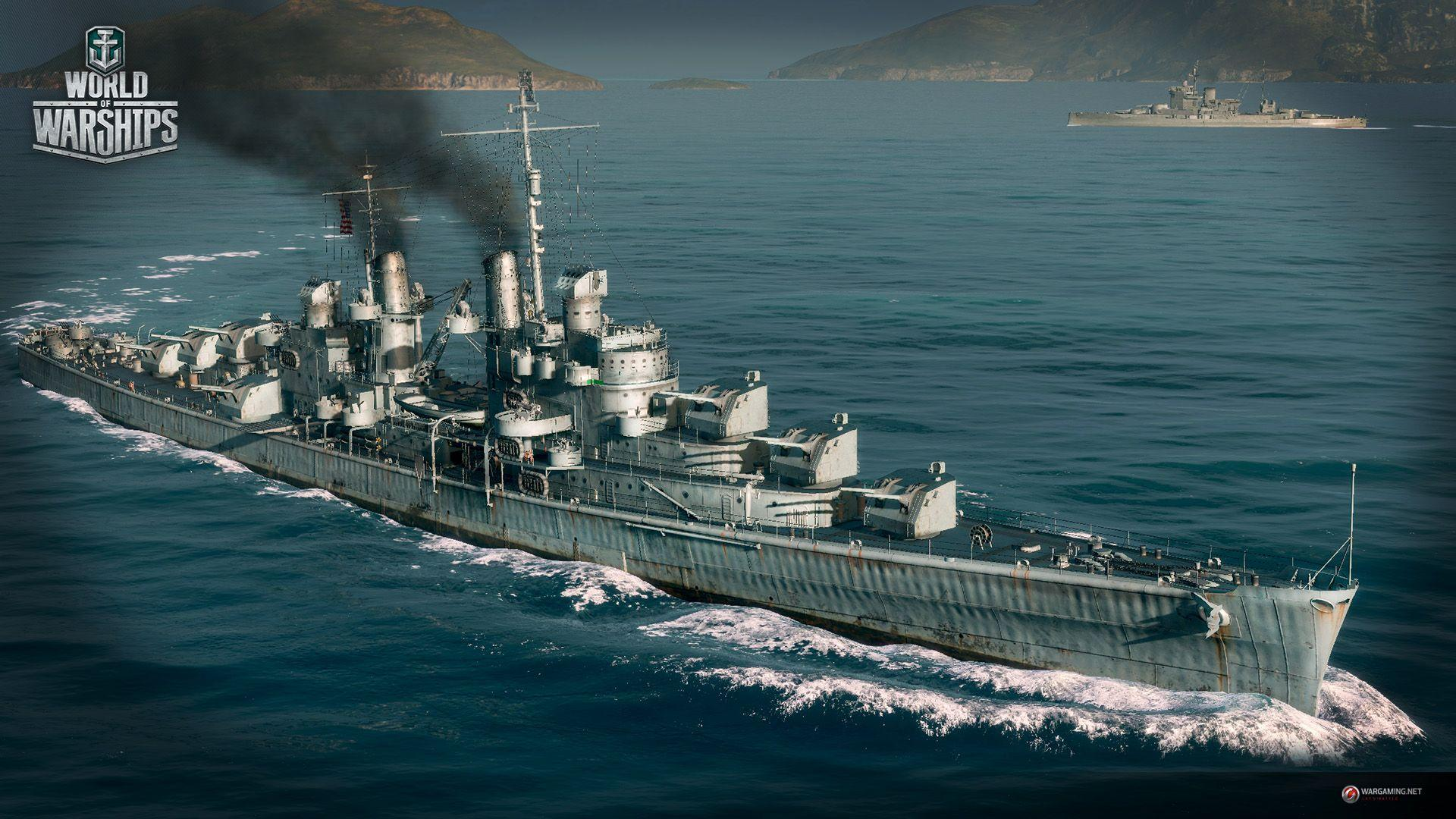 World of Warships HD Wallpapers and Backgrounds