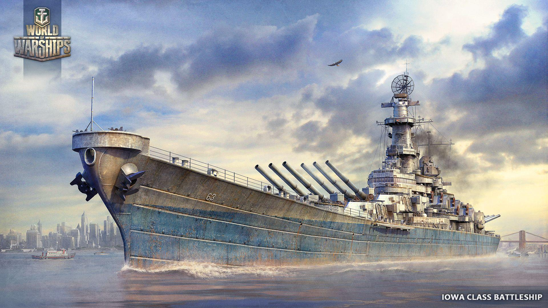 World Of Warships Wallpapers Group with 74 items