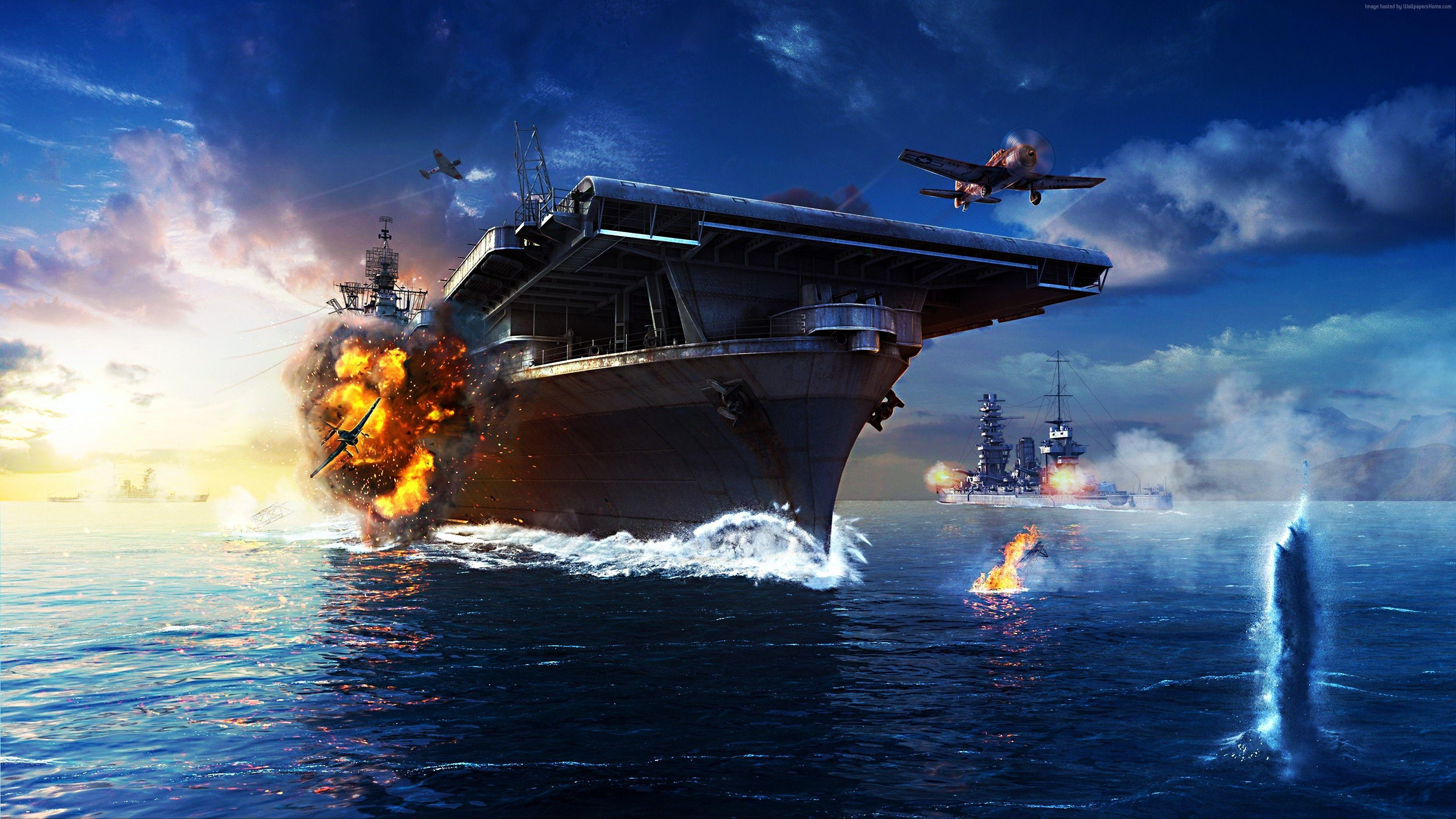 World of Warships Wallpapers Images Photos Pictures Backgrounds