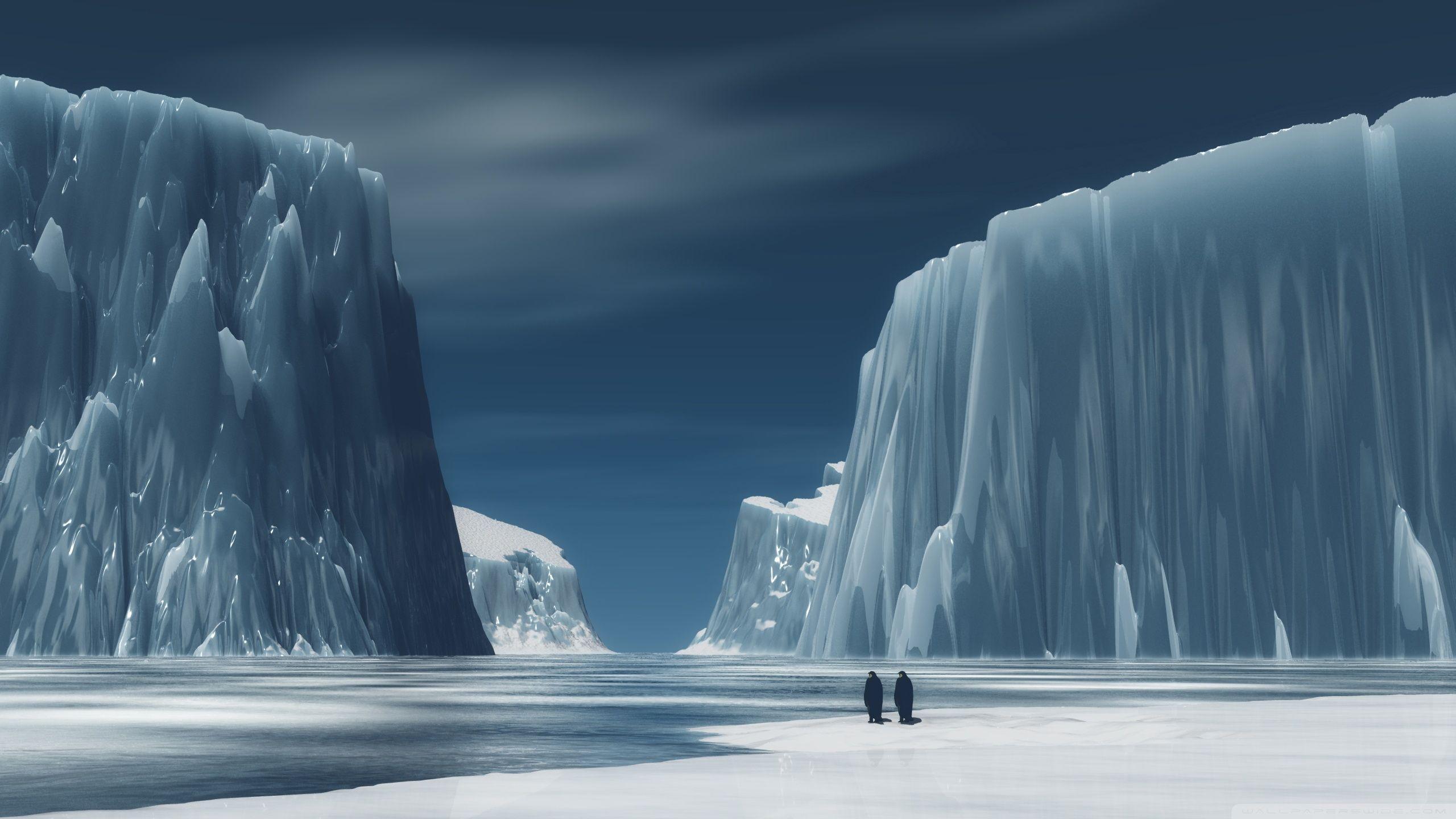 Antarctica Wallpaper for Desktop | PixelsTalk.Net